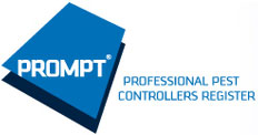 PROMPT registered Pest Controller