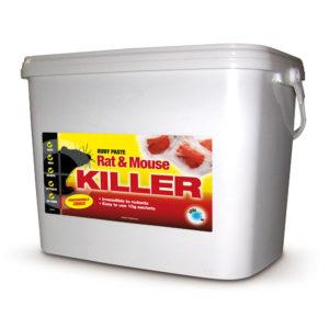 Ruby Paste 0.005% Difenacoum