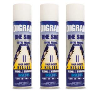 Digrain One Shot 300ml 1.46% Permethrin