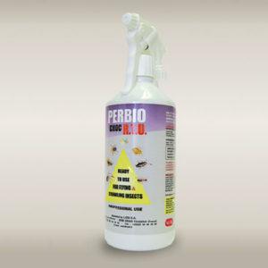Perbio Choc 0.64% Permethrin 0.63% Tetramethrin