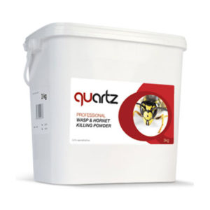 Quartz Wasp & Hornet Killer 0.5% Azamethiphos – 3kg bucket
